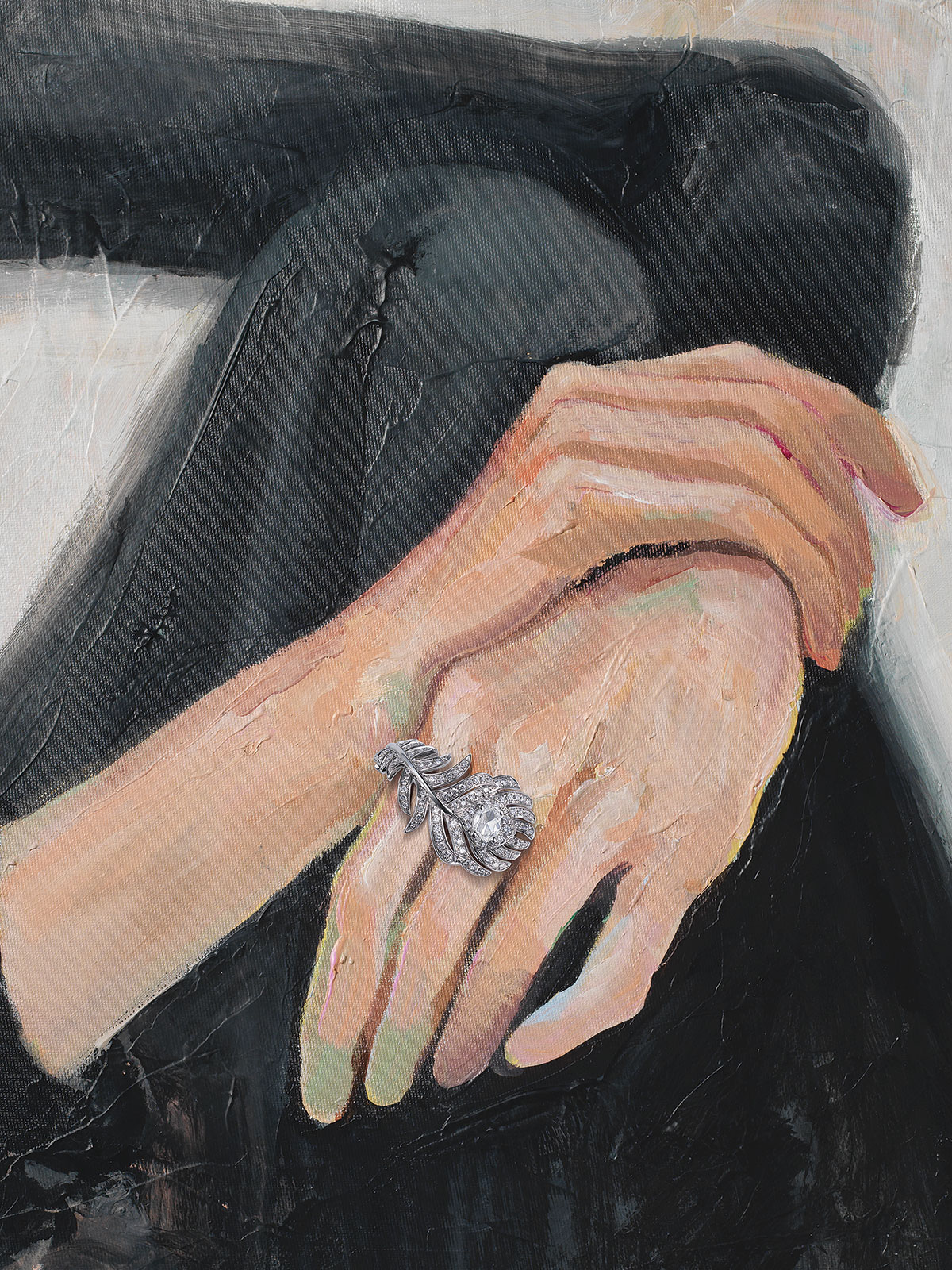高级珠宝和手表入手